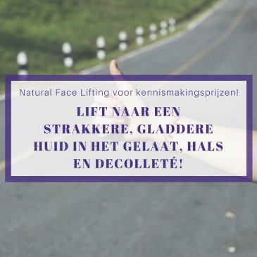 Natural Face Lifting voor waanzinnige prijzen