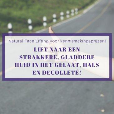 Natural Face Lifting voor waanzinnige prijzen