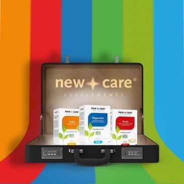 Maak kennis met New Care! De voordelen van voedingssupplementen