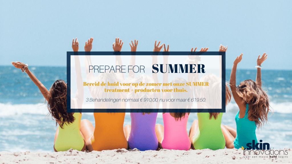 SUPER summer treatment