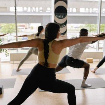 Beweging voor een gezonde huid!